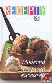 Recepty zo Života 25 - Moderná slovenská kuchárka
