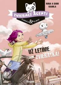 Zvierací agenti 1: Už letíme, zvieratká!