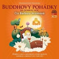 Buddhovy pohádky na dobrou noc - 3 CD (audiokniha)