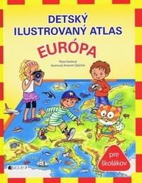 Detský ilustrovaný atlas. Európa
