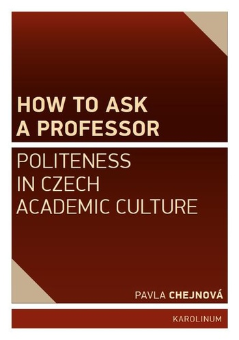 How to ask a professor