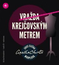 Vražda krejčovským metrem - CD (audiokniha)