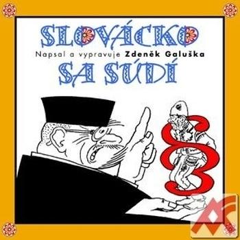 Slovácko sa súdí - CD (audiokniha)