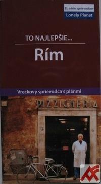 To najlepšie... Rím - Vreckový sprievodca s plánmi