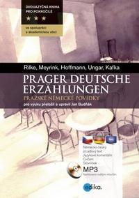 Pražské německé povídky / Prager deutsche Erzählungen + CD MP3
