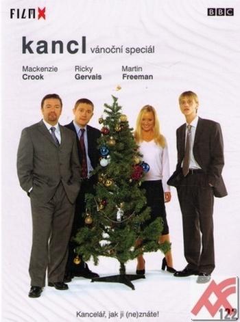 Kancl - Speciál - DVD (Film X III.)