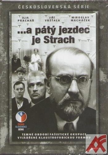 ...a pátý jezdec je Strach - DVD