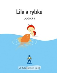 Lila a rybka. Lodička