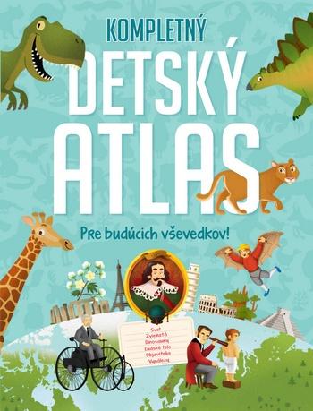 Kompletný detský atlas