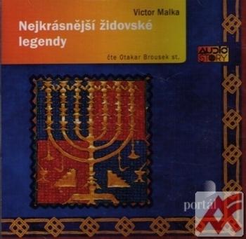 Nejkrásnější židovské legendy - CD (audiokniha)