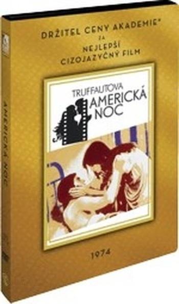 Americká noc - DVD