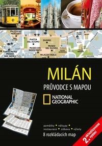 Milán. Průvodce s mapou National Geographic