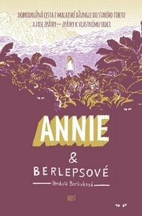 Annie a berlepsové. Dobrodružství u vodopádu