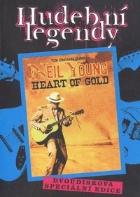 Neil Young - Heart of Gold - DVD