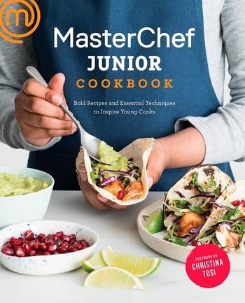 MasterChef Junior Cookbook