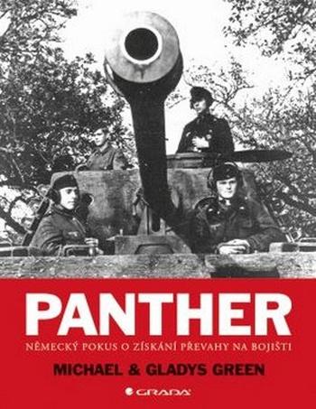 Panther. Německá snaha o dosažení převahy na bojišti