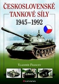 Československé tankové síly 1945-1992