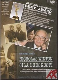 Nicholas Winton - Sila ľudskosti - DVD