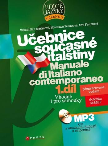 Učebnice současné italštiny, 1. díl + CD MP3