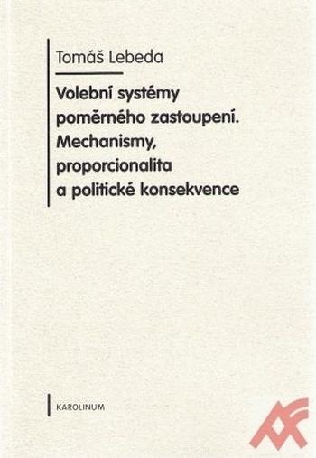 Volební systémy poměrného zastoupeni