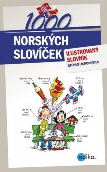 1000 norských slovíček