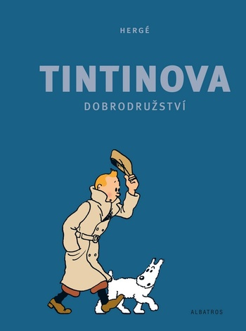 Tintinova dobrodružství - kompletní vydání 13-24