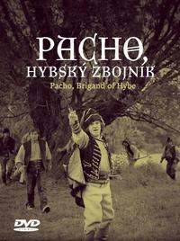 Pacho, hybský zbojník - DVD