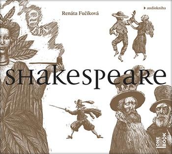 Shakespeare - CD MP3 (audiokniha)