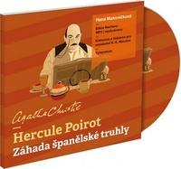 Hercule Poirot. Záhada španělské truhly - 2 CD MP3 (audiokniha)