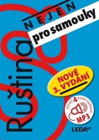 Ruština nejen pro samouky + 3 CD + klíč