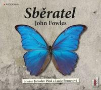 Sběratel - MP3 CD (audiokniha)