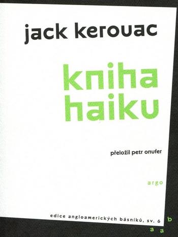 Kniha haiku