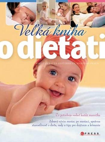 Veľká kniha o dieťati