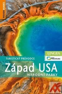Západ USA. Národní parky - Rough Guide