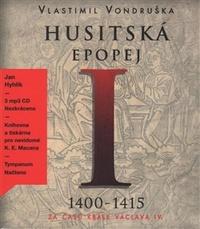 Husitská epopej I. - MP3 CD (audiokniha)