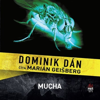 Mucha - MP3 CD (audiokniha)