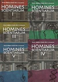 Homines scientiarum I-V (komplet) + 5 DVD