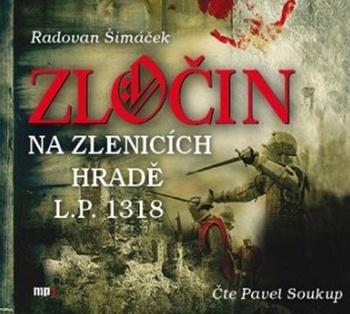 Zločin na Zlenicích hradě L.P. 1318 - CD MP3 (audiokniha)