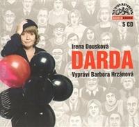 Darda - 5 CD (audiokniha)