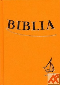 Biblia - vreckové vydanie (oranžové)