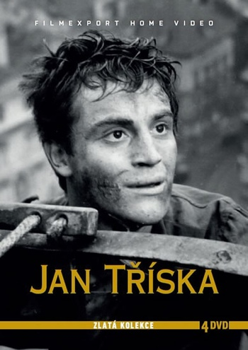 Jan Tříska - 4 DVD