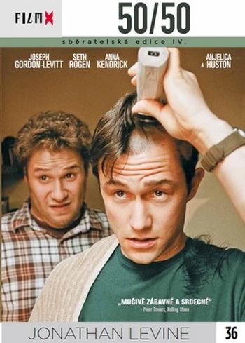 50/50 - DVD (Film X IV.)