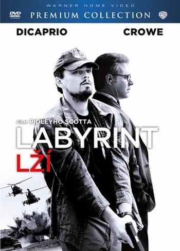 Labyrint lží - DVD