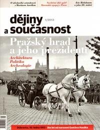 Dějiny a současnost 1/2013