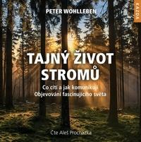 Tajný život stromů - CD MP3 (audiokniha)
