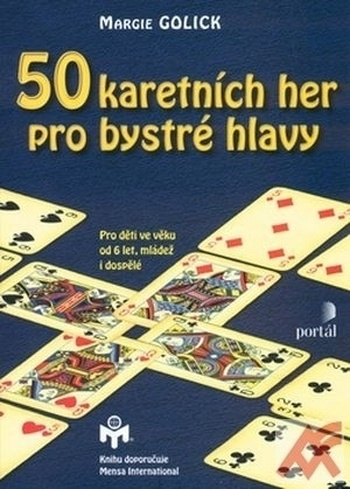 50 karetních her pro bystré hlavy
