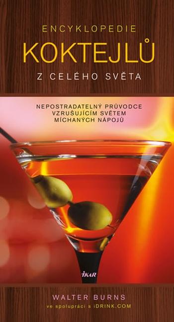 Encyklopedie koktejlů z celého světa