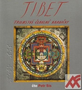 Tibet. Tajemství červené krabičky - CD (audiokniha)