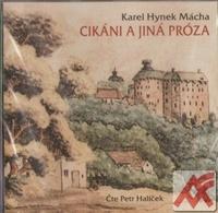Cikáni a jiná próza - CD MP3 (audiokniha)