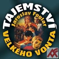 Tajemství Velkého Vonta - CD (audiokniha)